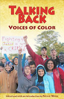 Talking back : voices of color /