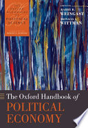 The Oxford handbook of political economy /