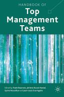 Handbook of top management teams /