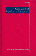 Fundamentals of organization development /