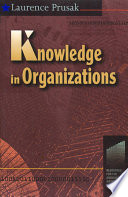 Knowledge in organizations /