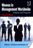 Women in management worldwide : progress and prospects /