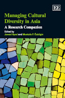 Managing cultural diversity in Asia : a research companion /