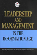 Leadership and management in the information age /