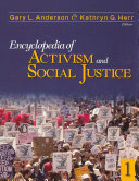 Encyclopedia of activism and social justice /