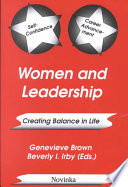 Women and leadership : creating balance in life /