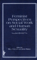 Feminist perspectives on social work and human sexuality /