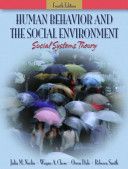 Human behavior and the social environment : social systems theory.