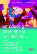 Introducing international social work /