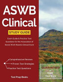 ASWB clinical study guide /