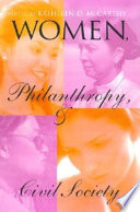 Women, philanthropy, and civil society /