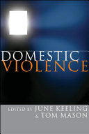 Domestic violence : a multi-professional approach for healthcare practitioners /