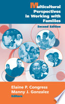 Multicultural perspectives in working with families /