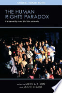 The human rights paradox : universality and its discontents /