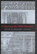 Financing the 2000 election /