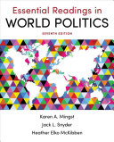 Essential readings in world politics /