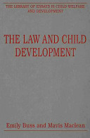 The law and child development /