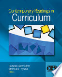 Contemporary readings in curriculum /