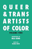 Queer and trans artists of color.