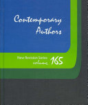 Contemporary authors new revision series. a bio-bibliographical guide to current writers in fiction, general nonfiction, poetry, journalism, drama, motion pictures, television, and other fields /