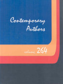 Contemporary authors. a bio-bibliographical guide to current writers in fiction, general nonfiction, poetry, journalism, drama, motion pictures, television, and other fields /