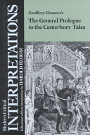 Geoffrey Chaucer's The general prologue to the Canterbury tales /