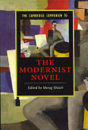 The Cambridge companion to the modernist novel /