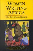 Women writing Africa : the southern region /