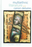 Multiethnic literature and canon debates /