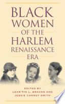 Black women of the Harlem renaissance era /