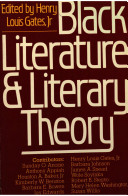 Black literature and literary theory /