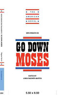 New essays on Go down, Moses /