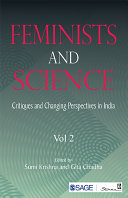 Feminists and science. critiques and changing perspectives in India /