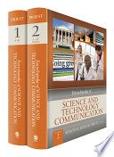 Encyclopedia of science and technology communication /