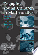 Engaging young children in mathematics : standards for early childhood mathematics education /