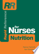 Rapid reference for nurses : nutrition /
