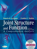 Joint structure and function : a comprehensive analysis /