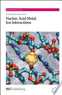 Nucleic acid-metal ion interactions /
