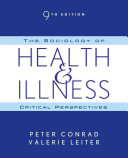 The sociology of health & illness : critical perspectives /