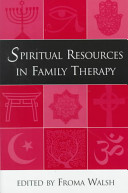 Spiritual resources in family therapy /