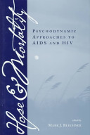 Hope and mortality : psychodynamic approaches to AIDS and HIV /