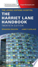 The Harriet Lane handbook : a manual for pediatric house officers /