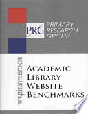Academic library website benchmarks.