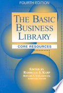 The basic business library : core resources.