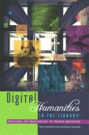 Digital humanities in the library : challenges and opportunities for subject specialists /