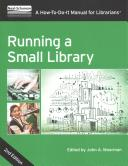 Running a small library : a how-to-do-it manual for librarians /