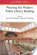 Planning the modern public library building /