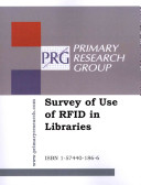 Survey of use of RFID in libraries.