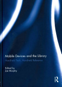 Mobile devices and the library : handheld tech, handheld reference /