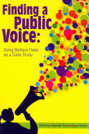 Finding a public voice : using Barbara Fister as a case study /